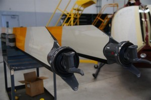 Robinson helicopters, rotor blades