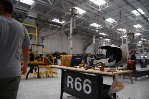 production line Robinson R66