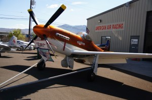 Thunder Mustang, a kit airplane first flown in 2001