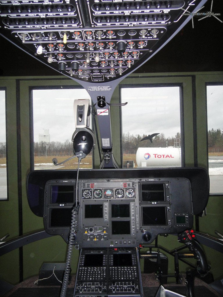 Armed Scout Competition Cockpits Part 2 Blueskyrotor Com