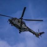 Cougar AS532 UL at Axalp 2012 on passenger transportation duty