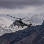 Cougar AS532 UL at Axalp 2012 on passenger transportation duty