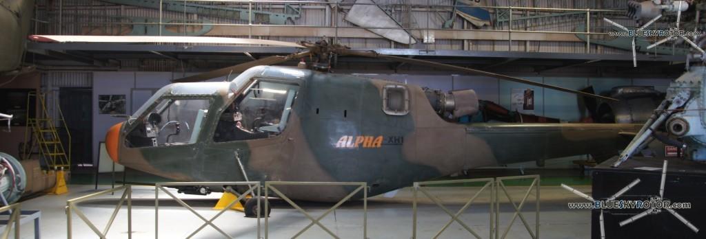 Denel Alpha XH-1