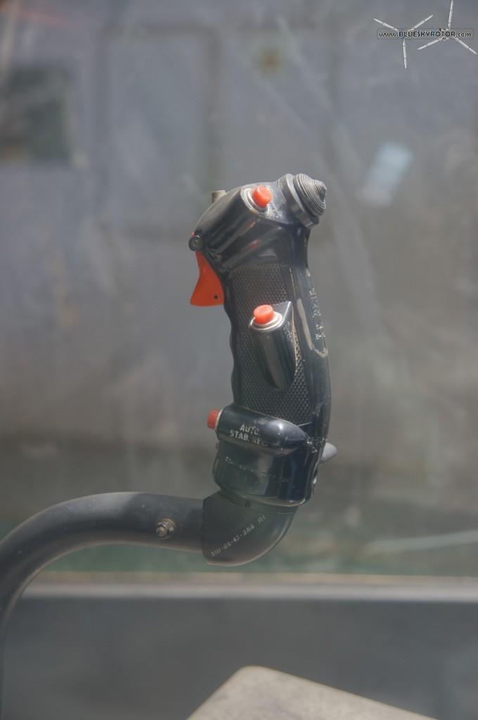 Gunner joystick