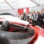 Presentation of Project Zero in Paris Air Show 2013 by Dr. James Wang, Vice President of Research and Technology at AgustaWestland