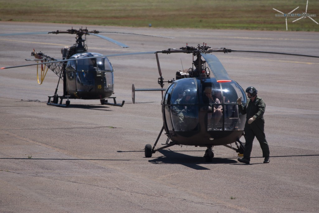 Alouette II, Alouette III