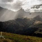 Swiss Eurocopter Cougar in flight