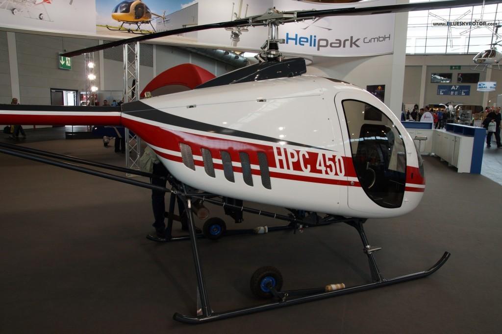 HELIPARK HPC450