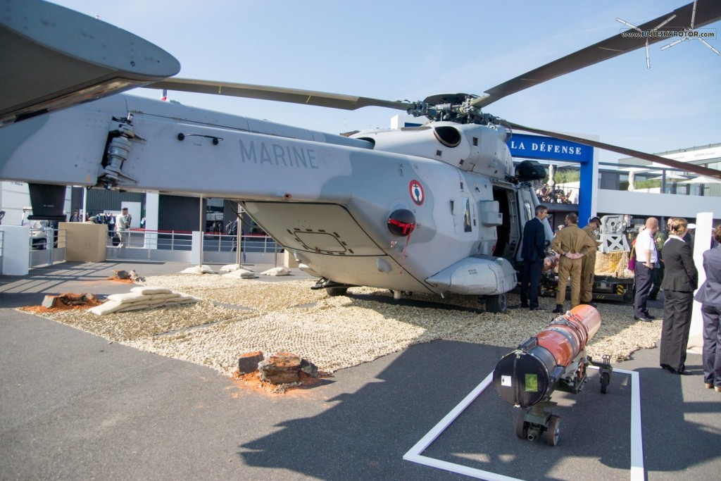 NH90 NFH, French Navy