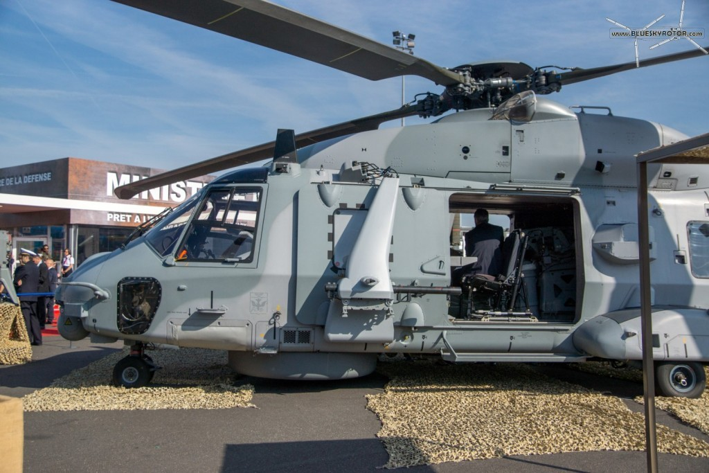 NH90 NFH Caiman, French Marine