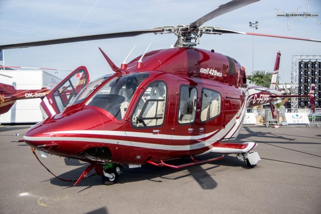 Bell 429 WLG