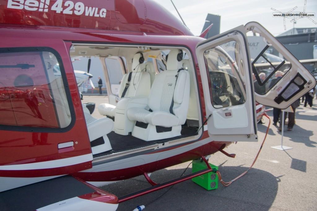 Bell 429 WLG (wheeled Landing Gear)