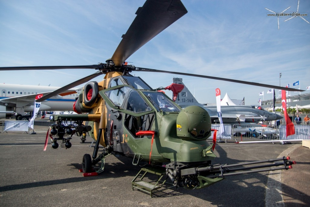 T-129 Atak, Turkish Aerospace