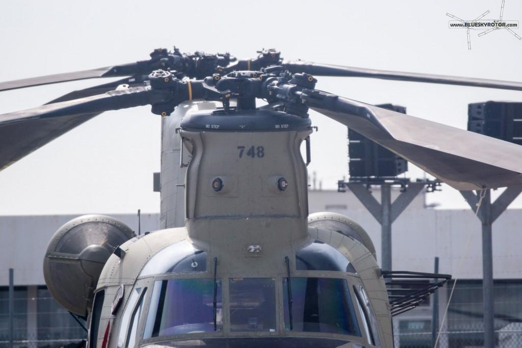 CH-47 F Chinook