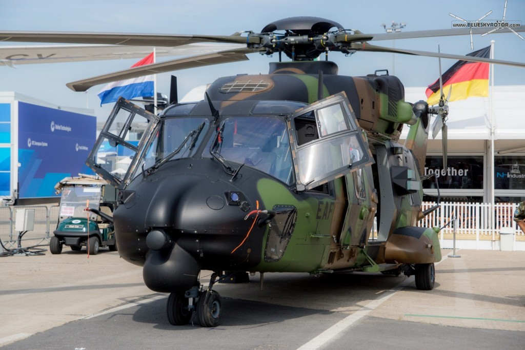 NH90 TTH, French Army (ALAT)