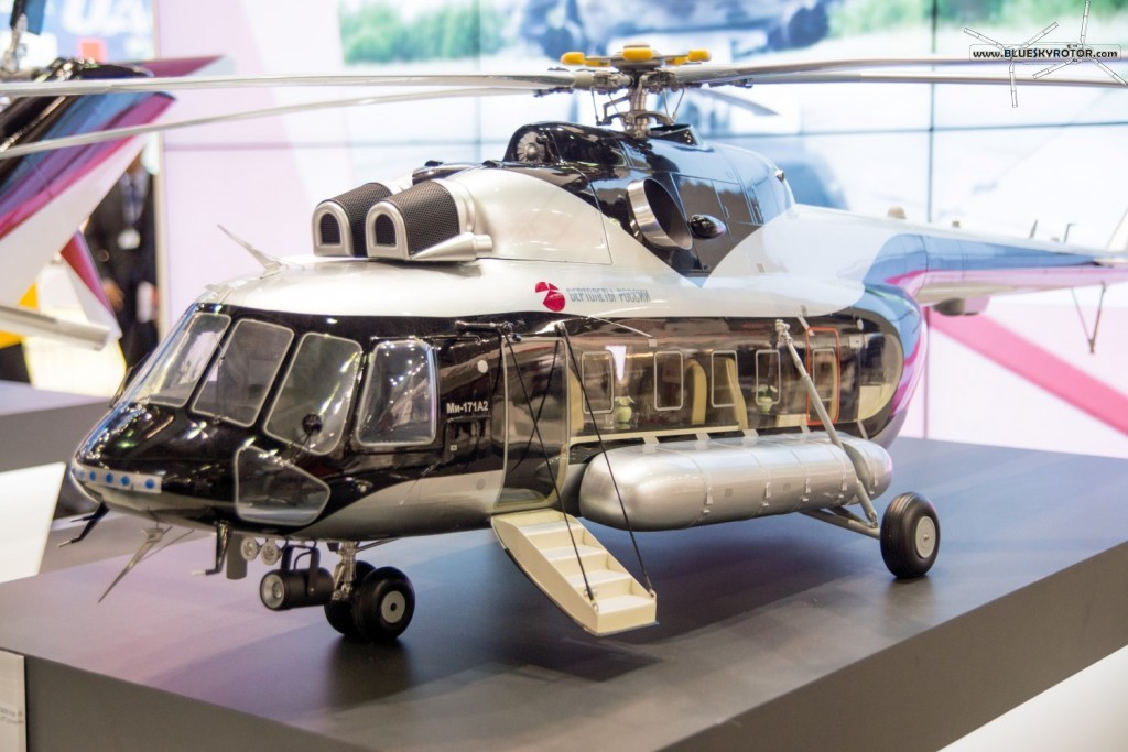 Mil Mi-171 A2 mock-up