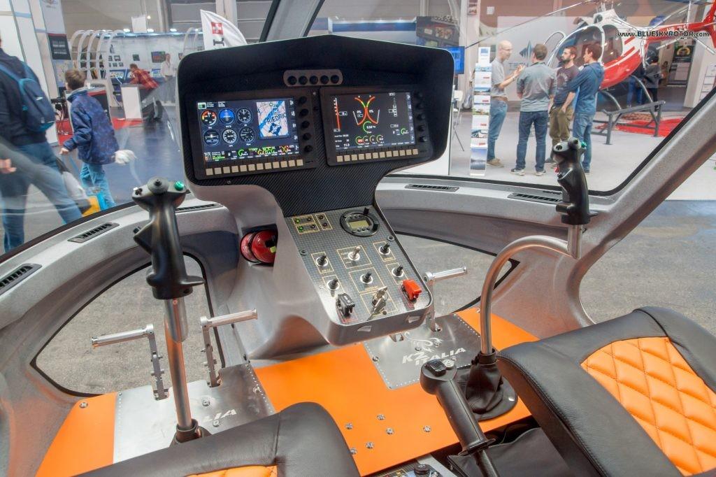 Konner K2 Cockpit