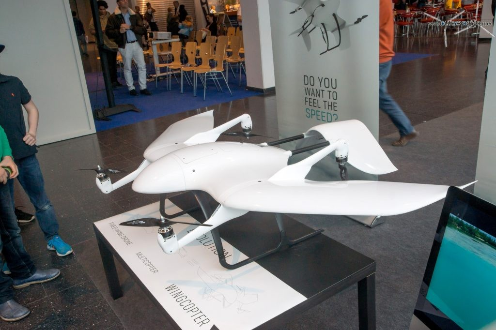 Wingcopter 1