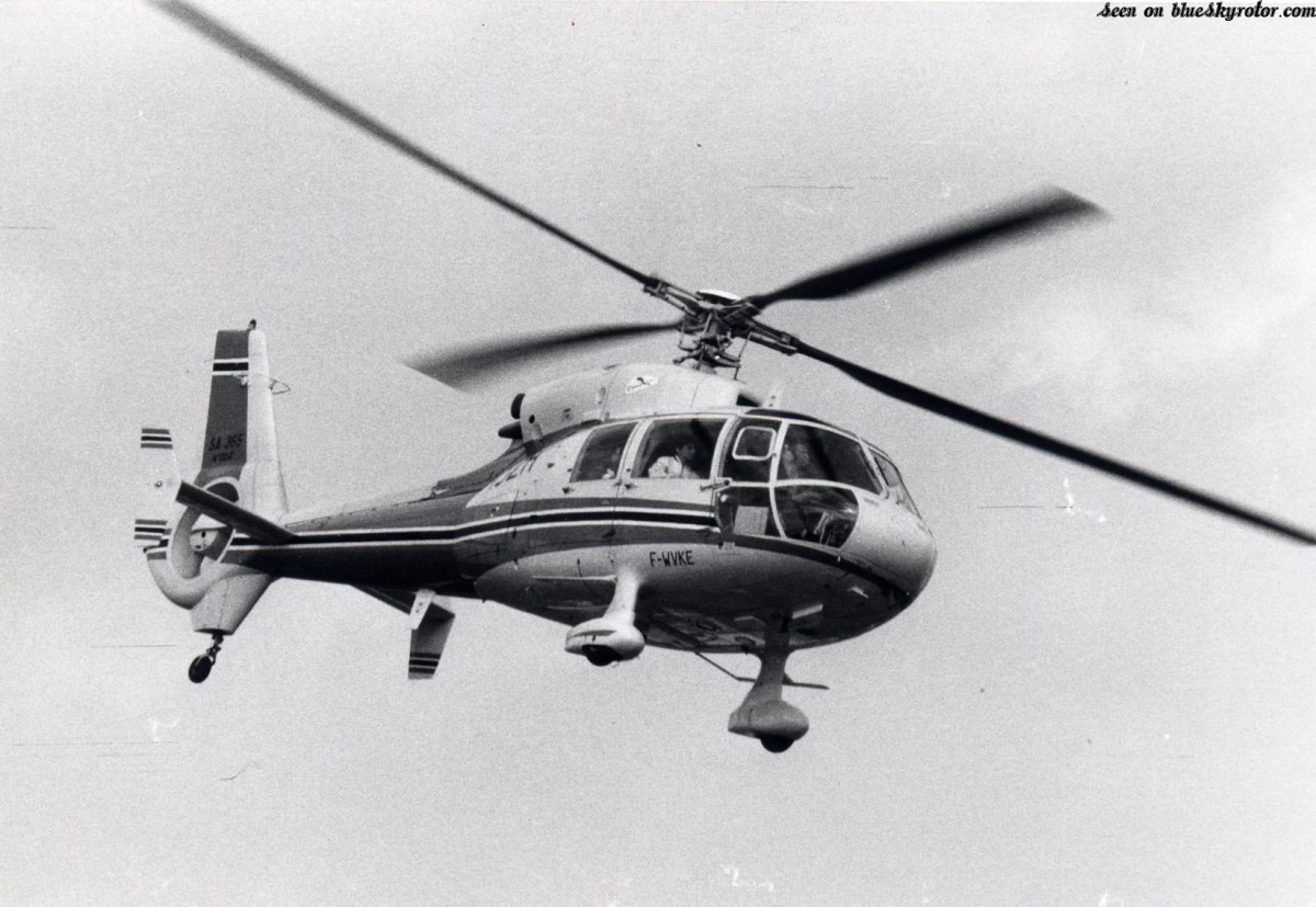 Airbus Dauphin Helicopter