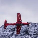 Pilatus PC-21 display at Axalp 2012