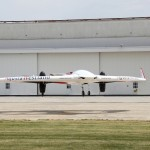 Project Zero in flight, by AgustaWestland