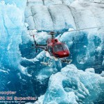 AS350 B2 on ice