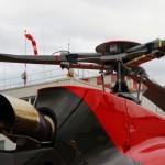 Eurocopter AS350 B3 exhaust