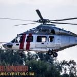 Eurocopter EC175 in flight