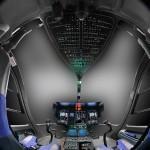 EC145 T2 cockpit